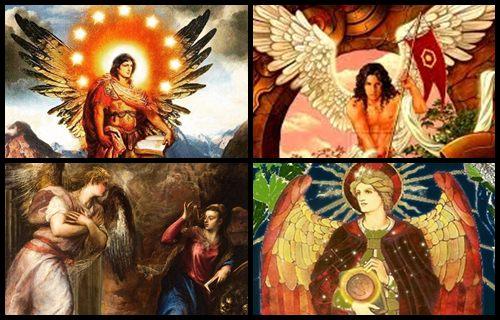 arcangel uriel oracion