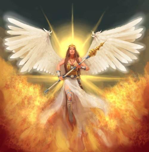 como invocar al Arcángel Nathaniel