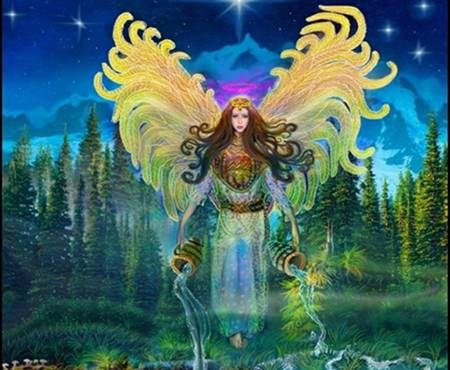 arcangel jofiel oracion