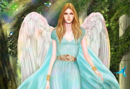 Arcangel Haniel oracion