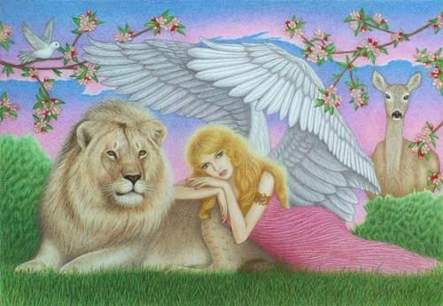 como pedirle al Oración al arcángel Ariel