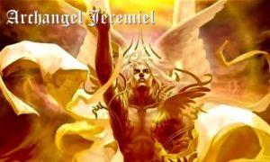 Arcángel Jeremiel, quien es, oración y cuando invocarlo