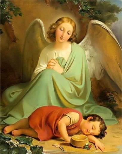 oración al Ángel Hariel