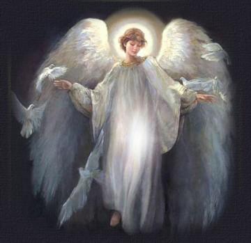 Ángel Iezalel oración