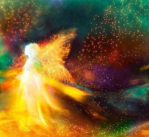 Oracion al ángel Mebahel